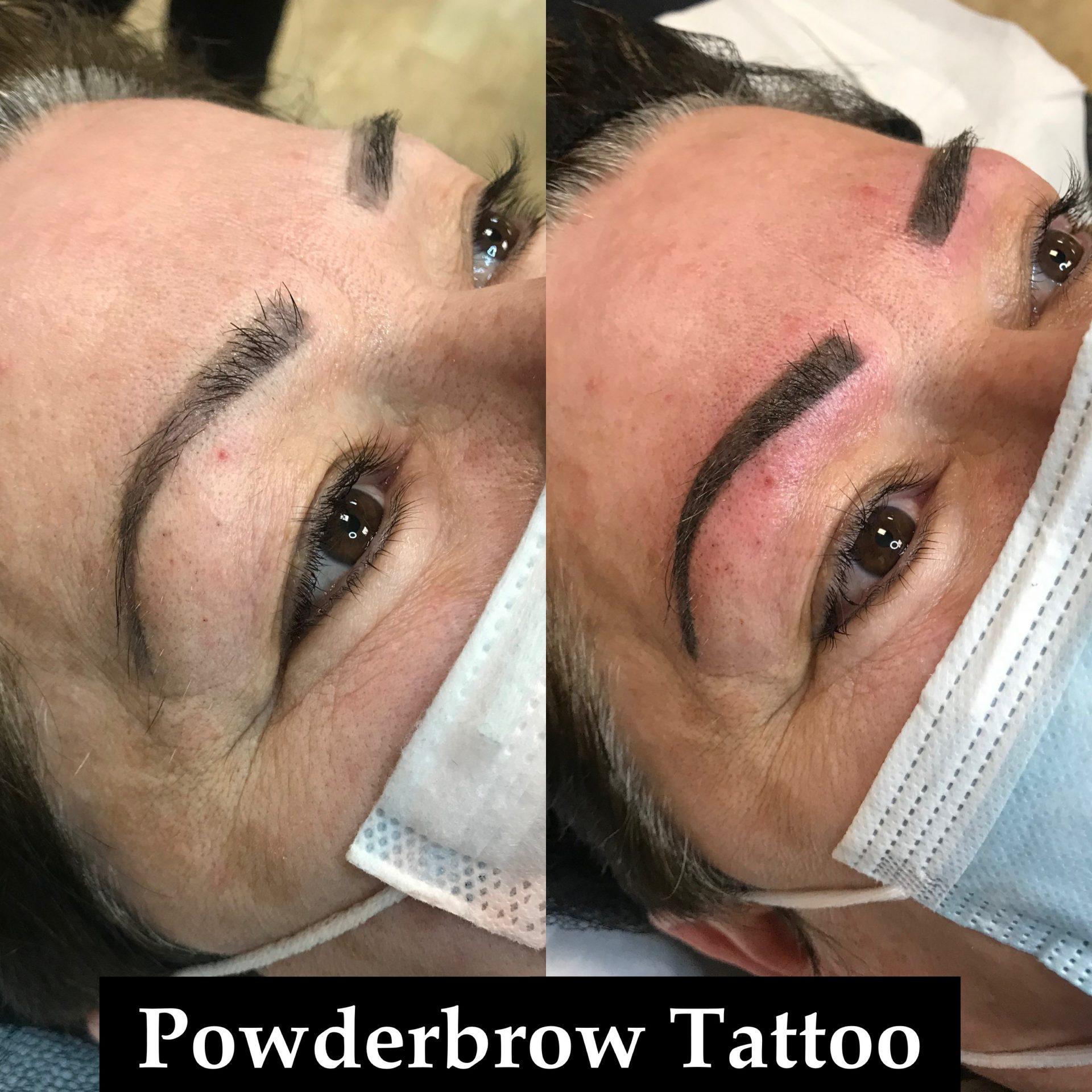 powder-brow